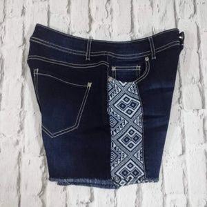 NWT Est 1946 Denim Jean Shorts - Women's Size 6